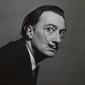 Salvador Dalí Philipe Halsman ACN_1_630x630